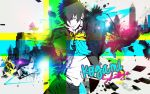 Psycho Pass_Out of control_Wallpaper by lady-alucard