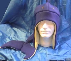 Dolphin Hat by Lupas-Deva