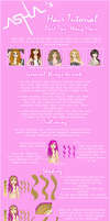 Asha's Hair Tutorial 2 - wavy by Icecradle