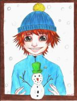 Do you want to BUY a snowman? by Ravenouskath
