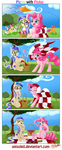 Picnic with Pinkie. CM by UniSoLeiL