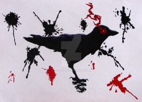 Crow. by Volski