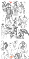 Sketchdump 3-21-11 by SnowontheRadio