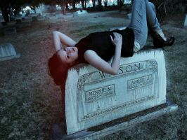 Cemetery Creep by itryitworks