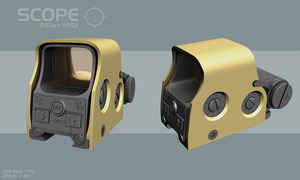 Scope, EOTech XPS2 by StellarCreed