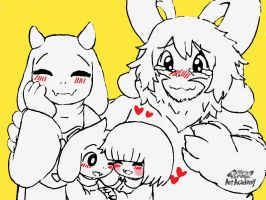 Happy family by Loveponies89