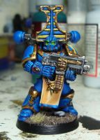 Thouand Sons Marine by Jeffburjr