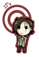 11th Chibi Doctor by fruits-basket-head