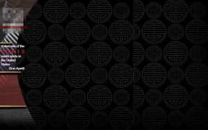 Twitter Background for Sushi Restaurant by HWO