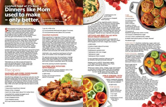 .:: Dinners Like Mom's ::. by contravere