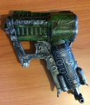 Nerf Triad EX-3 Jungle Lynx by Camsy34