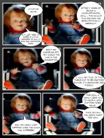Big news from Chucky by captstar1