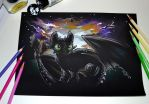 Toothless by Lighane
