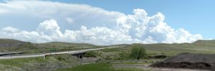 Wyoming Along 1-25 part 2 by MAGMADIV3R