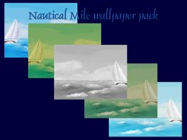 Nautical Mile Wallpaper pack by teddybearcholla