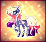 sparkly mare pegasus Auction (closed) by Lumicorn