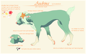 Audrina Reference 2010 by Tazihound