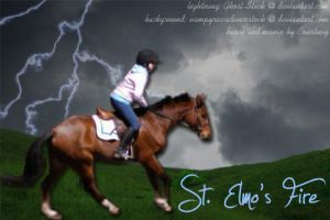 St. Elmo's Fire by lee-mare
