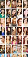 Demi 2008 - 2014 by getmyhope