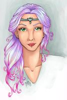 Diadem by delightedmuse