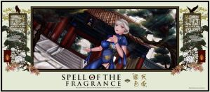 Spell of Fragrance by wennan