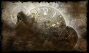 The Relentless Hands of Time by djwwinters