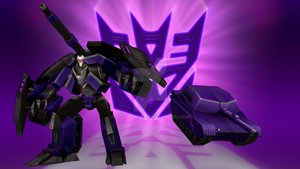 MMD NC - TFP Tank Vehicon by Zeltrax987