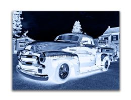 49 Chevy Truck by Luv2suspendyou