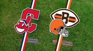 Cleveland Browns and Indians Wallpaper by rsholtis