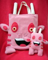 Norbet Bag by creaturekebab