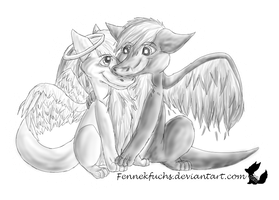 Dragonlove by Fennekfuchs