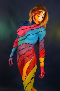 Elle 004 Spiral Colours by marshon