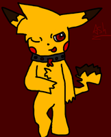Mouse Drawing XD by AshMewtwo