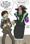 Raito and Snape Parody by Rahhc