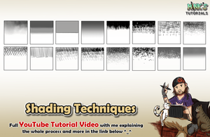Shading Techniques - Mink's Tutorials (YouTube) by Minks-Art