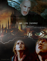 can live forever by LadyofSnow