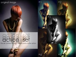 Action Set 1 by ImaginaryRosse