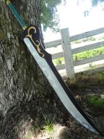 Auron Sword by meanlilkitty