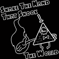 The Hand That Shook The World by BobTheVirus