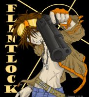 Art Trade: Flintlock by Yiji