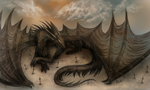 . Ancient Dragon . by Nahamut