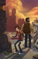 The Last of Us by perishing-twinkie