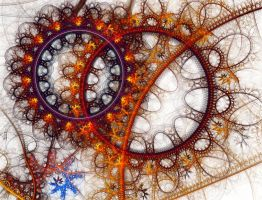 Dance with the Rings of Fire by littleriverqueen
