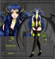 Lord Of Sins  Member Profile Sheet _Persefone ADD by SoulOfPersephone