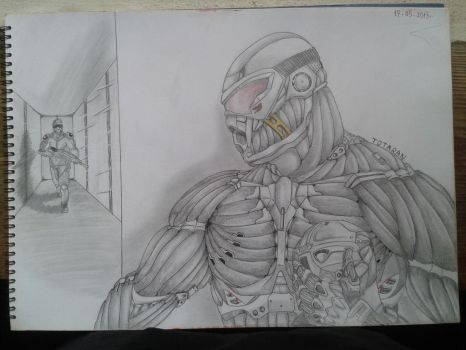 Crysis The end product by totaran