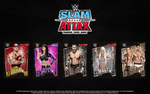 WWE SLAM ATTAX - Then, Now, Forever Collection by AbouthRandyOrton