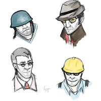 TF2SKETCHES by manylulz