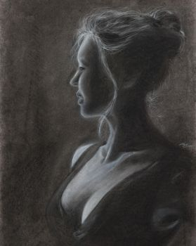 Charcoal Practice Sale (Link in Description) by Mialuvsthemovies