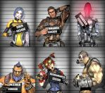 WANTED BANDITS by Yhrite