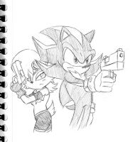 Request: Shadow and Sally GUN Agents by Chauvels
